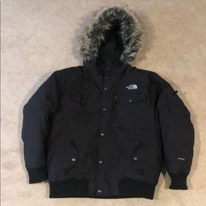 The North Face HYVENT Men's Black Down Jacket
